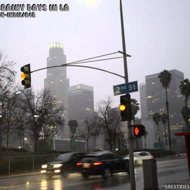 Rainy Days in L.A