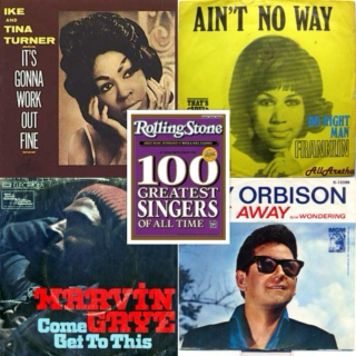 Rolling Stone 100 Greatest Singers Of All-Time - Deep Cuts