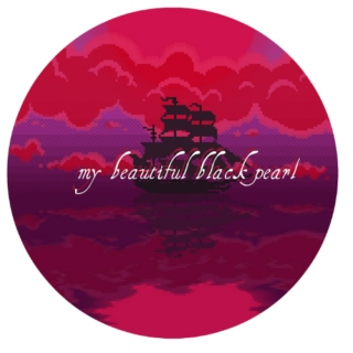 ☾my beautiful black pearl☽