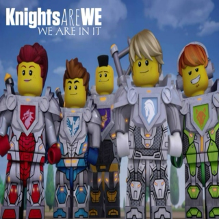 Knights Are WE - We Are In It