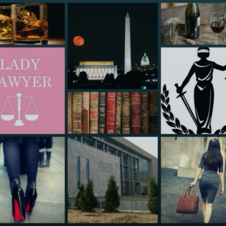 for the badass lady lawyers