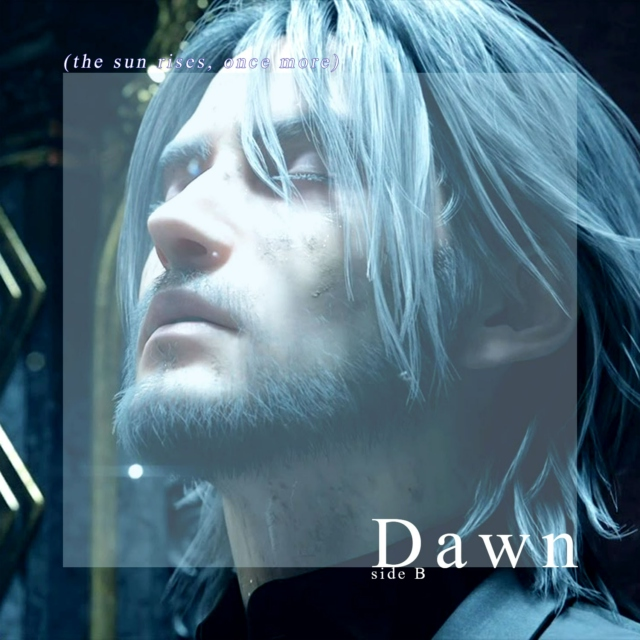 Dawn: side B (the sun rises, once more)