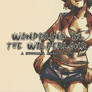 wandering in the wilderland