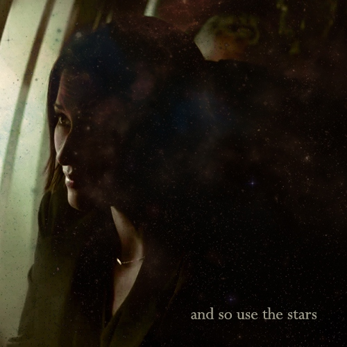 alex danvers: and so use the stars