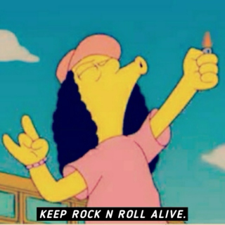 Keep Rock n Roll Alive pt. 1