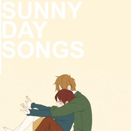 SUNNY DAY SONGS