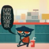 everything sucks forever  { a night in the woods mixtape }