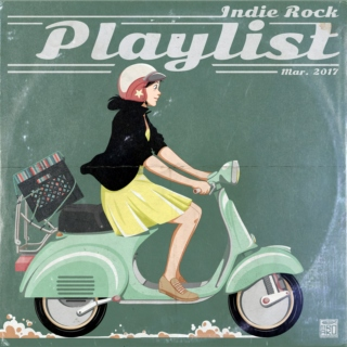 Indie/Rock Playlist: March (2017)