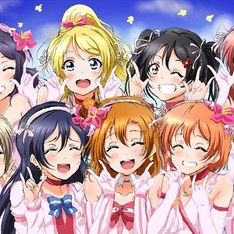 Love Live!: School Idol Project (μ's Other Collection)