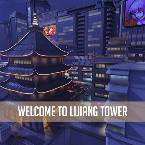 1 Lijiang Tower Music Playlists
