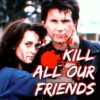 JD & VERONICA | kill all our friends