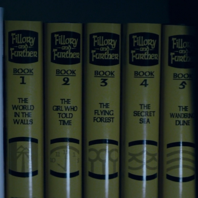 Fillory & Further