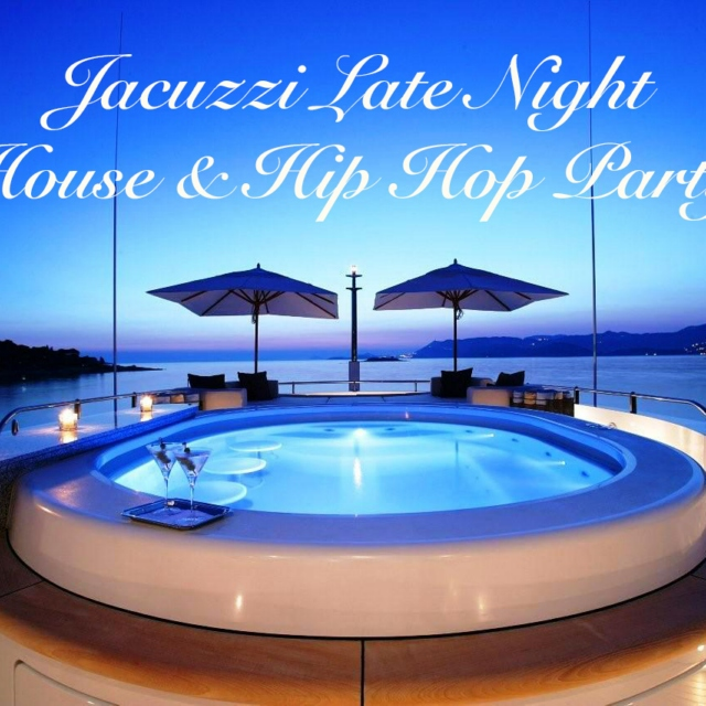Jacuzzi Late Night House and Hip Hop Party