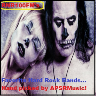RNR100FM's Favorite Hard Rock [Metal] Bands of All-Time!