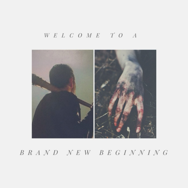 WELCOME TO A BRAND NEW BEGINNING.
