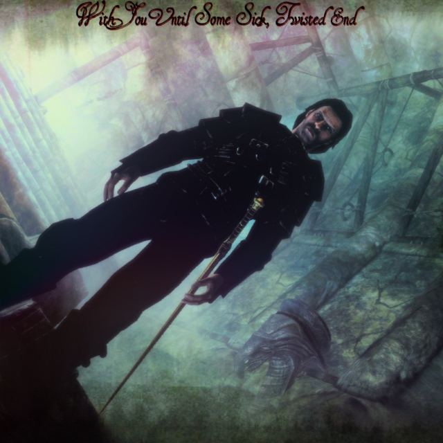 With You Until Some Sick, Twisted End: An Astrid Soltiare and Mercer Frey Fanmix