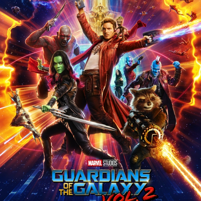 Awesome Mix Vol. 2 (Guardians of the Galaxy)