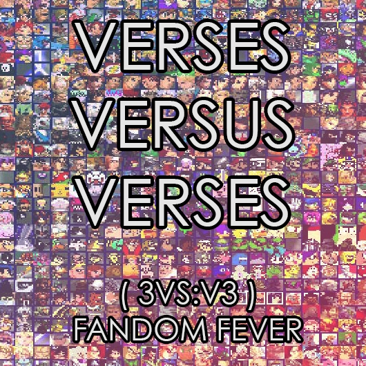 VS VS VS: fandom fever