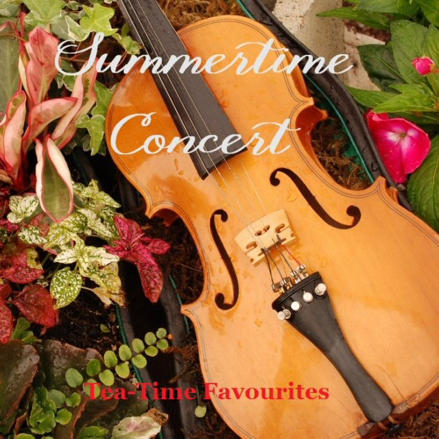 Summertime Concert (Tea-Time Favourites)