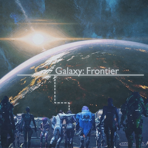 Galaxy: Frontier (Mass Effect: Andromeda Fanmix)