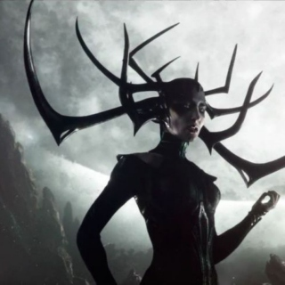 Hela, Goddess of Death