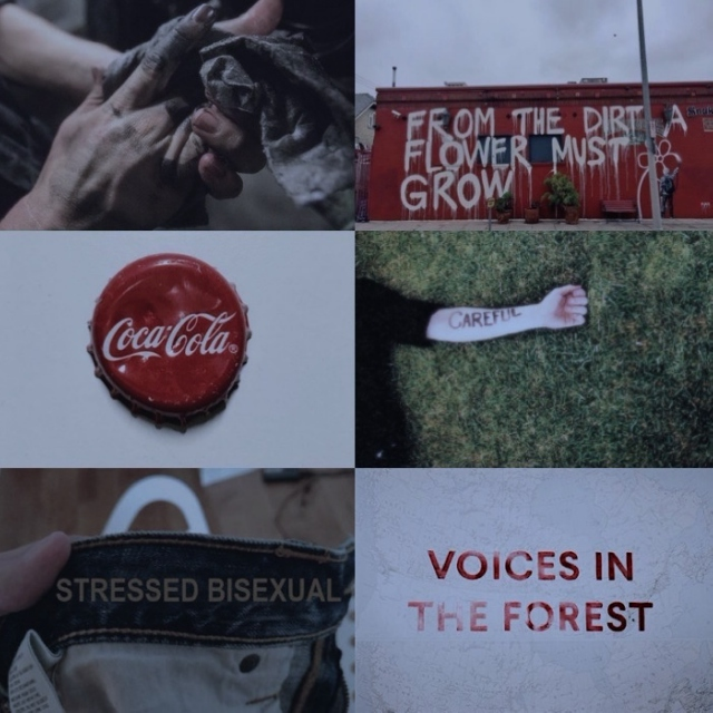 Adam Parrish / The Raven Cycle