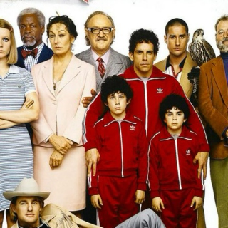 Alternative Royal Tenenbaums Soundtrack
