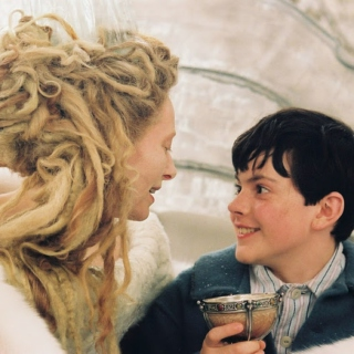 Edmund Pevensie and his fucking Rahat Lokum