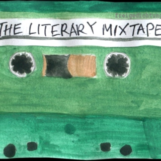 "#theliterarymixtape ""The Bookthief"""