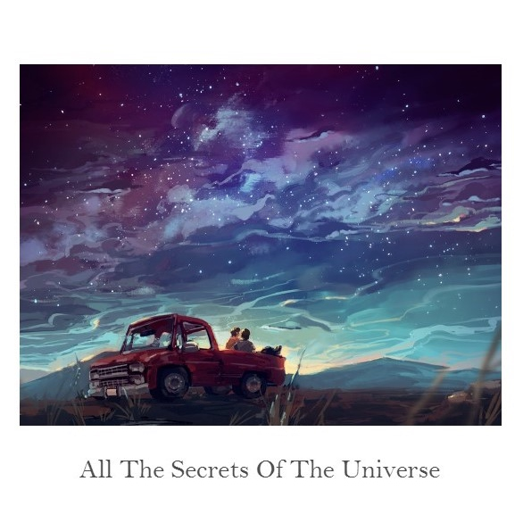All The Secrets Of The Universe