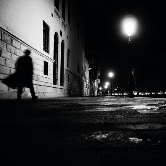 of shadows and mean streets