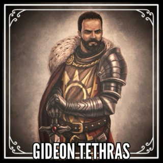 The Will Of One: Gideon Tethras