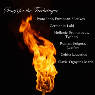 Songs for the Firebringer