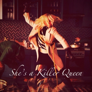 She's A Killer Queen