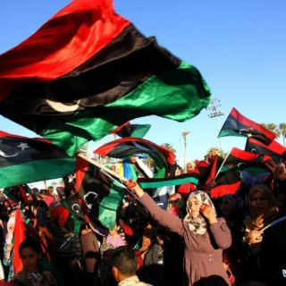 Troubadours of the Libyan Revolution