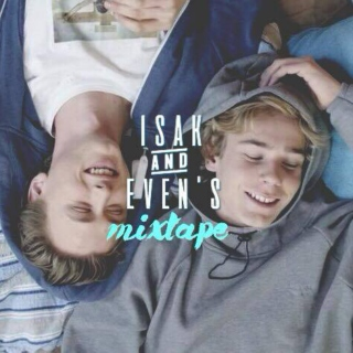 isak & even's mixtape