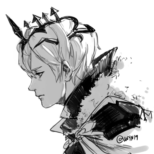 the dark king of nohr