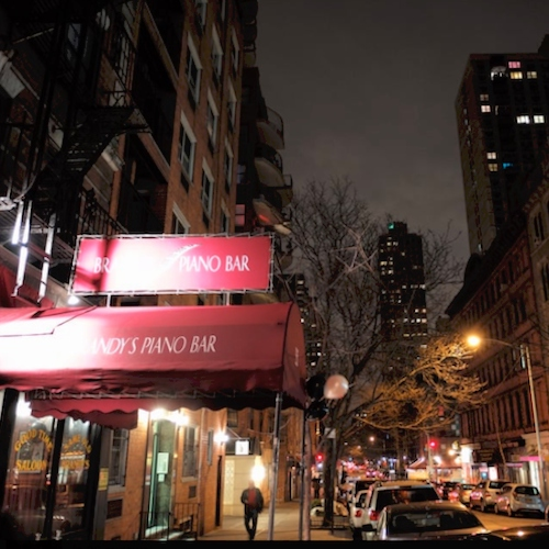 ♫ Manhattan Midtown Piano Bar