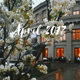 April's Playlist