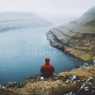 Audible Adderall | 4.17