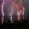 lightning strikes the heart