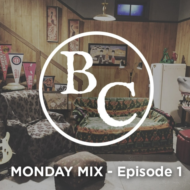 Basement Couch Monday Mix (Ep. 1)