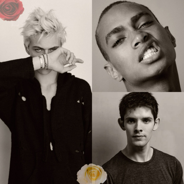 Boys In Love - a Draco/Harry/Blaise playlist