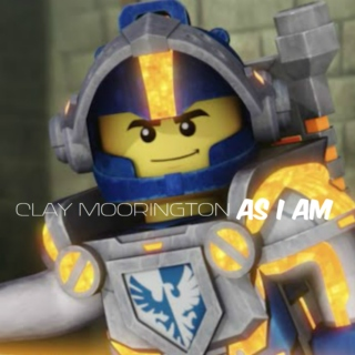 Clay Moorington - As I Am