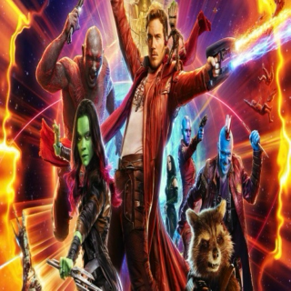 Guardians of the Galaxy Awesome (Fan)Mix 3