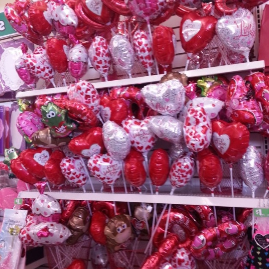 Every day is Valentine's Day
