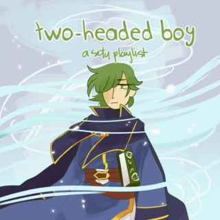 two-headed boy