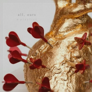 all, ours; a polyamorous playlist