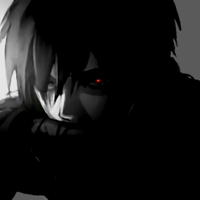 Does the Reaper Dream of Darkness Darker than Black?