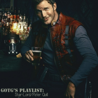 GOTG's Playlist: Star-Lord/Peter Quill